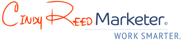 Cindy Reed Marketer Retina Logo